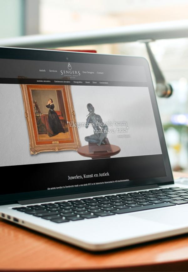Juwelier website design