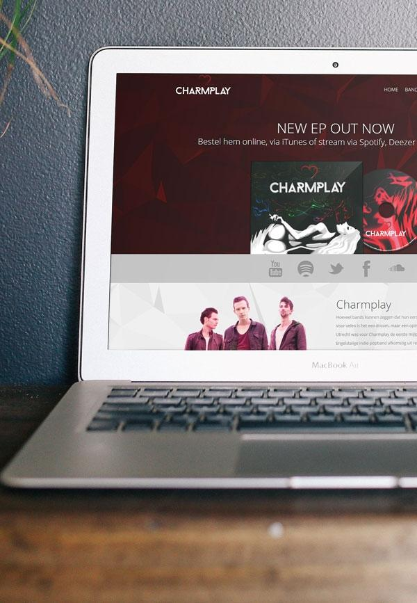 Charmplay Webdesign
